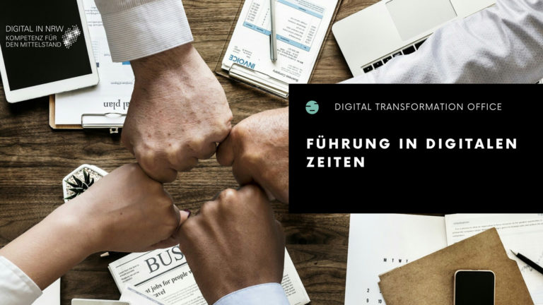 Führung in Zeiten digitaler Transformation und Industrie 4.0
