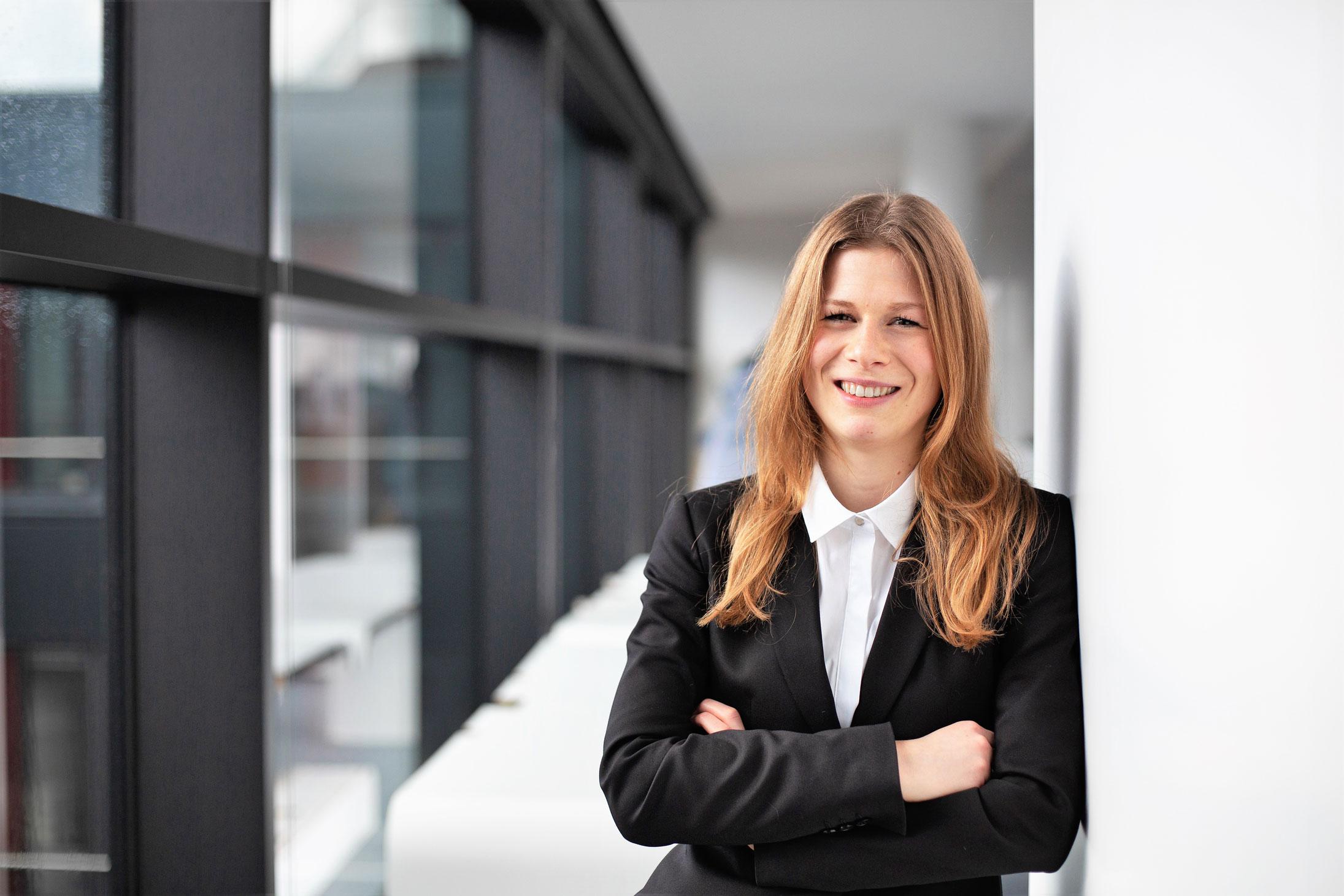 Interviewpartner Caroline Junker