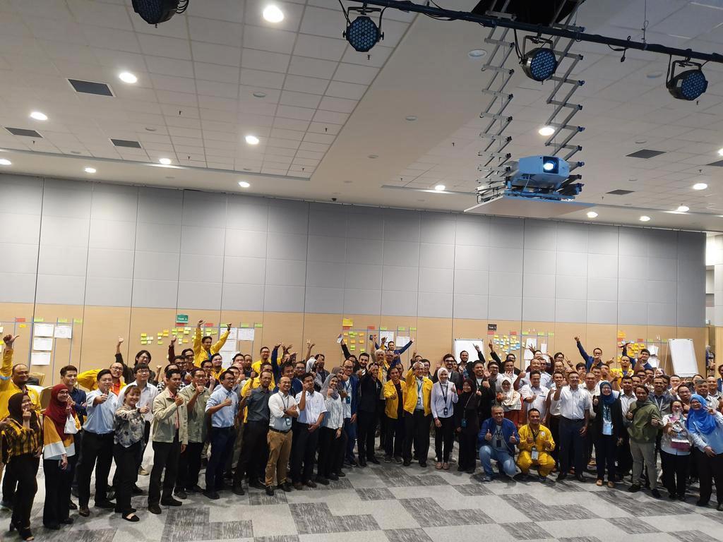 Digital Innovation Day für 200 Ingenieure eines internationalen
