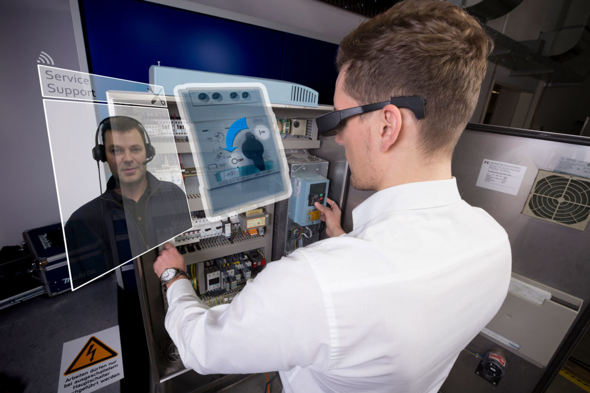 Digitale Vernetzung durch Remote Assistance – Innovative Geschäftsmodelle