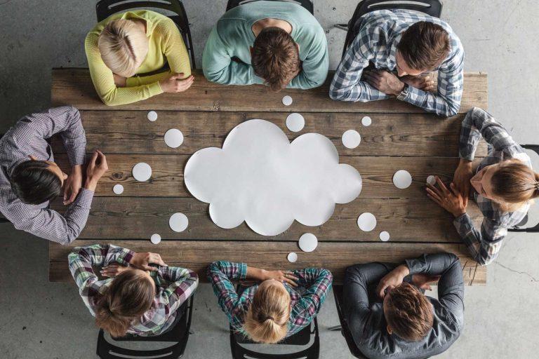 Zusammenarbeit führt zum Erfolg in der digitalen Transformation – Unternehmensübergreifende Arbeitskreise