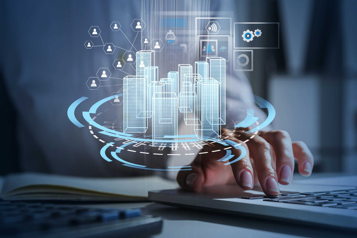 Smart City: Auf dem Weg zu einer zukunftsfähigen Stadt